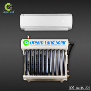 High Eer Wall-Mounted Type Hybird Solar Air Conditioner pictures & photos
