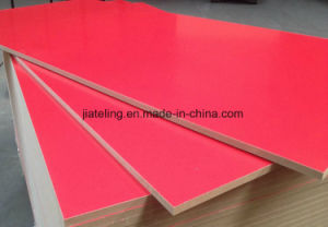 E1 Glue 18mm Medium Density Fiberboard for Furniture pictures & photos