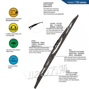 Automobile Wiper Blade for Opel Corsa