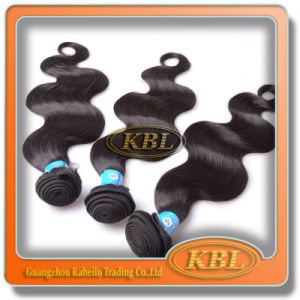 Unprocessed Hair Extension, 5A Brazilian Human Hair Wave pictures & photos