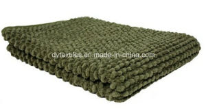 OEM Home Fashions Popcorn Bath Rug, Olive Green pictures & photos