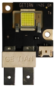 Getian Patented Flip Chip LED 90W pictures & photos