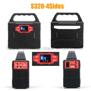 40800mAh/150wh Home Solar Generator Power Source Power Supply with LED Lighting pictures & photos