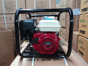 Gasoline Water Pump with 3 Inch Portable (WP-30) pictures & photos