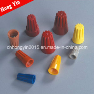 Hys-P71 Yellow Nylon Closed End Wire Connector pictures & photos