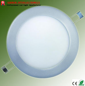 LED Panel Light CE RoHS Approved (GE-MY18-12W)