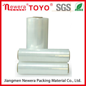 Stretch Film Type and LLDPE Material Stretch Film for Machine Wrapping pictures & photos