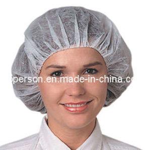 Disposable Surgical Non Woven Bouffant Cap (OS5006) pictures & photos