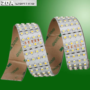 480LEDs/M 4 Rows SMD 3528 Flexible LED Strip Light pictures & photos