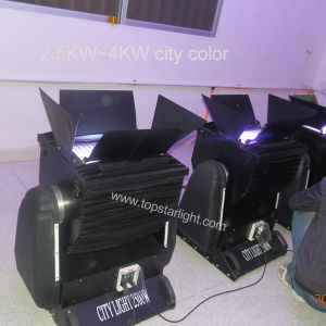 Water Proof 1200W City Color Moving Light