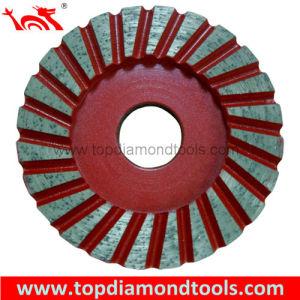 Diamond Polishing Wheel for Polishing Concrete Floor pictures & photos