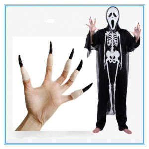 Halloween Costume Party Supplies Fake Fingernails pictures & photos