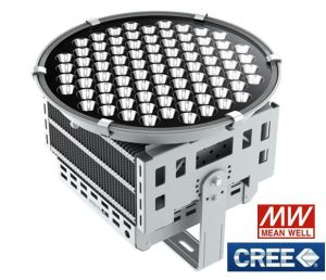 Narrow Beam Angle CREE LED Light, 500W Flood Light pictures & photos