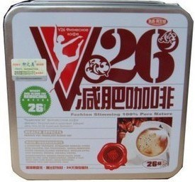 V26 Magic Fast Slimming Coffee for Loss Weight pictures & photos