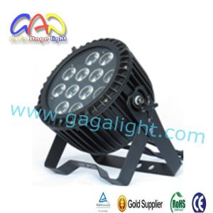 12PCS 15W Outdoor LED PAR Light with Rgbaw LED pictures & photos