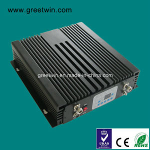 20dBm 900MHz&1800MHz&3G Tri Band Repeater/ Signal Booster /Cell Phone Extender (GW-20R-GDW) pictures & photos