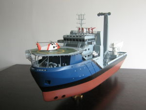 Yacht and Vessel Model (JW-83) pictures & photos