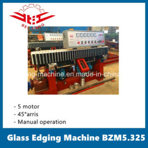 Glass Edging Machine 5 Motors Manual Operation (BZM5.325) pictures & photos