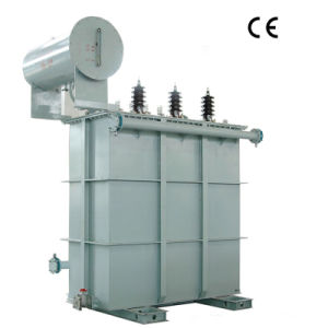 35kv Three Phase Rectifier Transformer (ZSSP-10000/35)