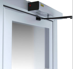 with CE Certificate Automatic Swing Door Low Price (DS-S180) pictures & photos