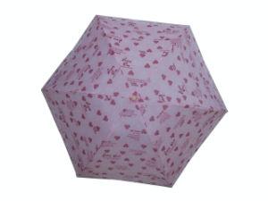 3 Folding Umbrella Super Mini Pocket Umbrella (3FU017) pictures & photos
