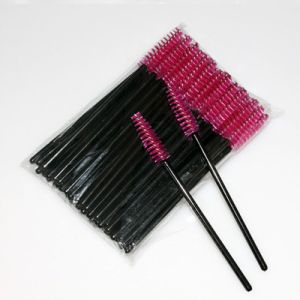 One-off Disposable Eyelash Brush Mascara Applicator Wand Brush Eyelash Comb pictures & photos