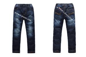 2014 Stylish Boy′s Jeans Fashion Denim Jeans