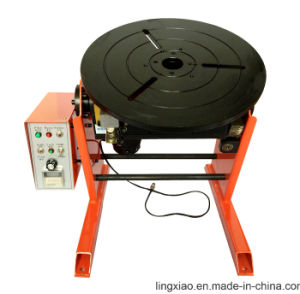 Ce Certified Flange Welding Rotatory Table for Circular Welding pictures & photos