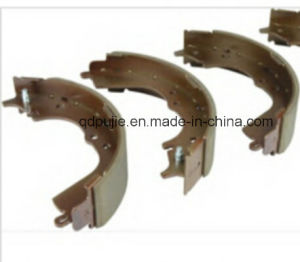 OE 04495-35240 Rear Car Brake Shoe pictures & photos