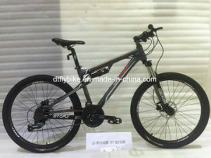 2017new Type Suspension Alloy Frame MTB Bike pictures & photos