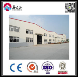 Steel Structure Warehouse/Workshop/Building/Beam/Column (ZY374) pictures & photos