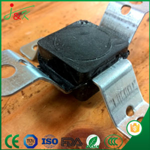Flame Retardant Solid Rubber Block/Marine Engine Mounts/Rubber Engine Mount/Rubber Bushing pictures & photos