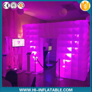 Creative Party Decoration Inflatable Backdrop Photo Booth for Wedding pictures & photos