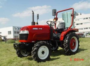 24HP 4WD Jinma Tractor with EEC pictures & photos