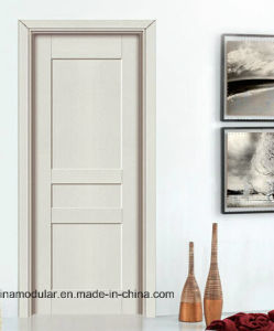 Good Price Melamine Door with Contemporary Design (CHAM-MD005) pictures & photos