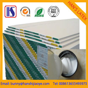 Han′s Water Based Glue for Paper Laminated Gypsum Board Glue pictures & photos