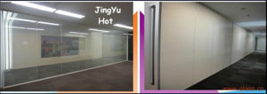 Good Material High Transmittance Smart Glass with 60V Working Voltage pictures & photos
