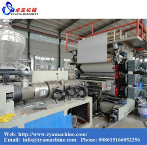 PVC Household Interior Decoration Wall Panel Extruder Machine pictures & photos