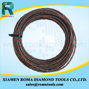 Romatools Diamond Wires for Multi-Wire Machine Diameter 10.5mm pictures & photos