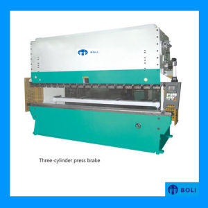 Hpb Series Hydraulic Bending Press Brake Machine pictures & photos