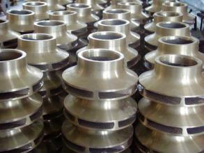 Stainless Steel Precision Casting Impeller for Water Pump pictures & photos