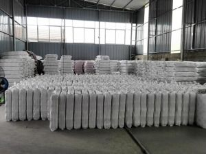 100% PP Yarn Raw White pictures & photos