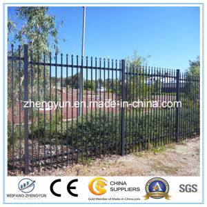 Wholesale! 2016 New Products Customized Used Wrought Iron Garden Fence pictures & photos