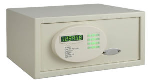 Hotel Deposit Electric Room Safe with LED Display pictures & photos