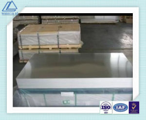 5052 Alloy Aluminum Blank Sheet for License Plate pictures & photos