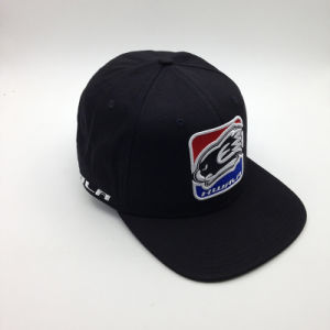 Custom PU Peak Fashion Hip-Hop Cap (ACEW006) pictures & photos