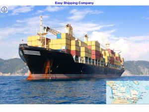 Consolidate Service From Shanghai to Canada Sea Shipping pictures & photos