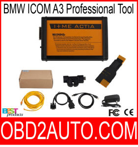 Icom A3 Professional Diagnostic Tool Hardware V1.37 Get Free 20pin Cable Better Then Icom A2