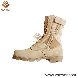 High Quality EVA Male Military Desert Boots (WDB033) pictures & photos