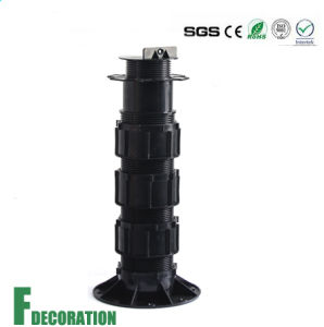 Heavy Loading Plastic Adjustable Pedestal for Raising Floor pictures & photos